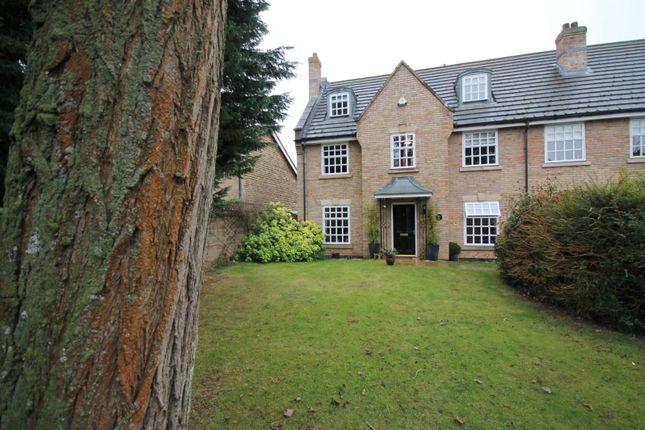 Thumbnail Semi-detached house to rent in Northfields Court, Stamford, England