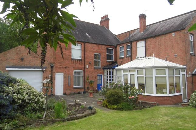 Thumbnail Semi-detached house for sale in Fosse Road North, Leicester