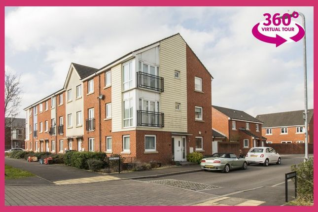 Thumbnail End terrace house for sale in Alicia Close, Newport