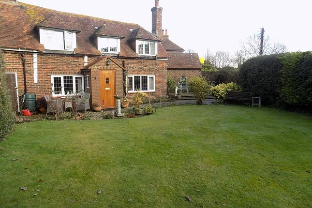 Thumbnail Cottage for sale in Chapel Barn Close, Hailsham