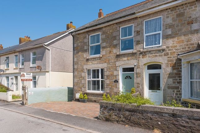 Thumbnail Semi-detached house for sale in Chariot Road, Illogan Highway, Redruth
