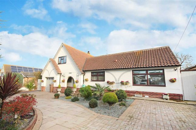 Thumbnail Detached house for sale in Edith Road, Kirby-Le-Soken, Frinton-On-Sea