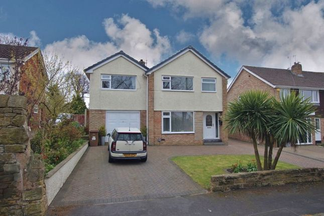 Thumbnail Detached house for sale in Noctorum Dell, Prenton, Wirral