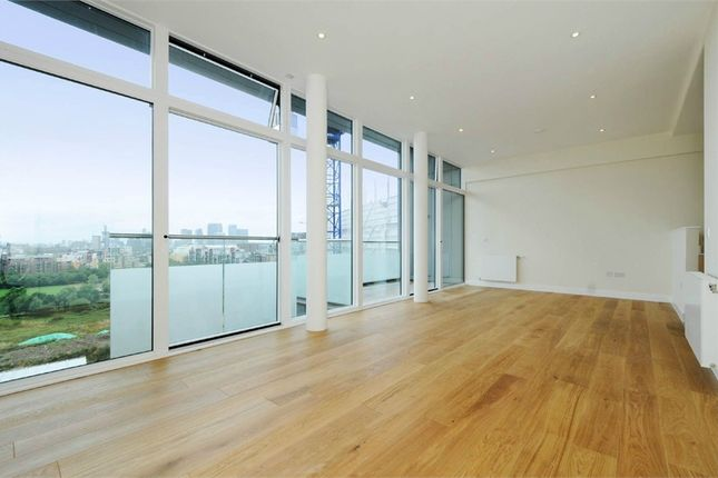 Thumbnail Flat to rent in Barquentine Heights, 4 Peartree Way, London