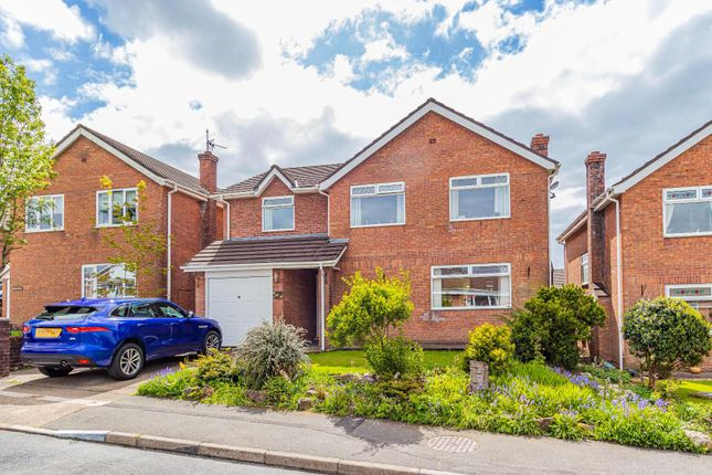 Thumbnail Detached house for sale in Cae'r Fferm, Caerphilly