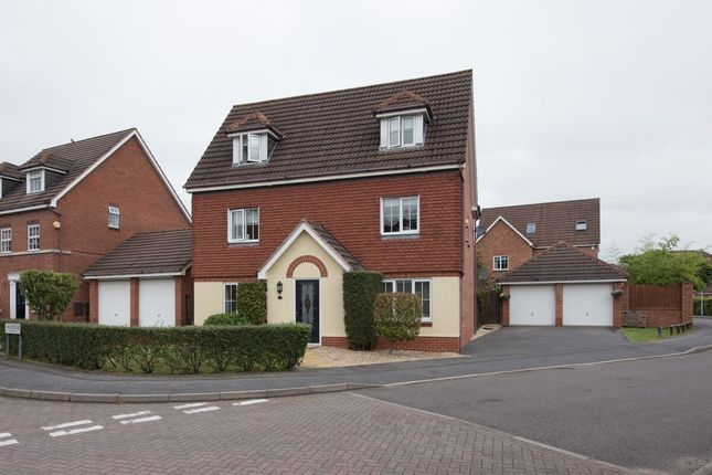 Thumbnail Detached house for sale in Water Mill Crescent, Sutton Coldfield