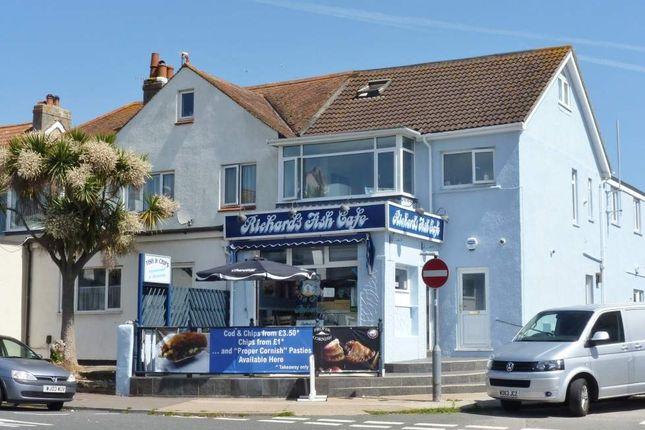 Thumbnail Restaurant/cafe for sale in Paignton, Devon