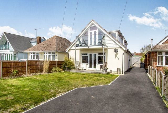 Thumbnail Detached house for sale in Lulworth Avenue, Hamworthy, Poole, Dorset