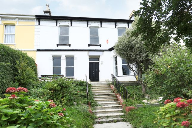 Thumbnail Terraced house for sale in College Avenue, Mutley, Plymouth
