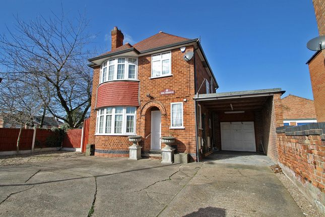 Thumbnail Detached house for sale in Mansfield Road, Redhill, Nottingham