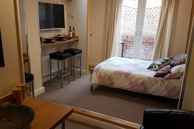 Thumbnail Studio to rent in Richmond Road, Lincoln