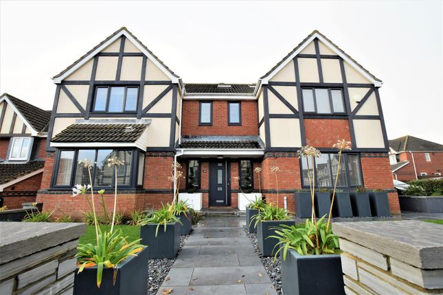 Thumbnail Detached house for sale in Heol Pearetree, Rhoose, Barry