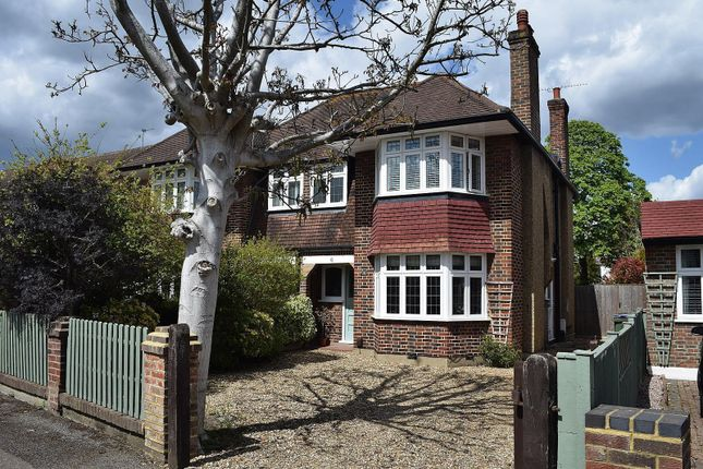 3 bed semi-detached house for sale in Beecot Lane, Walton KT12