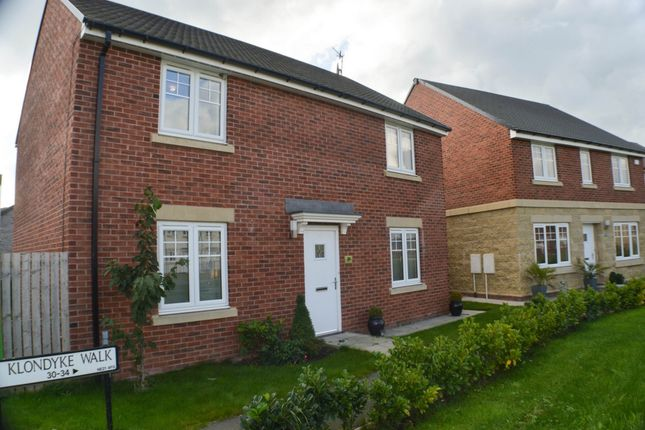 4 bed terraced house for sale in Klondyke Walk, Blaydon