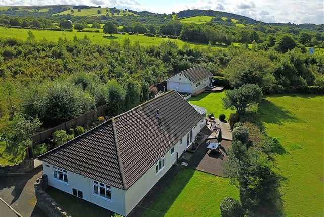5 bed bungalow for sale in Heol Dowlais, Efail Isaf, Pontypridd