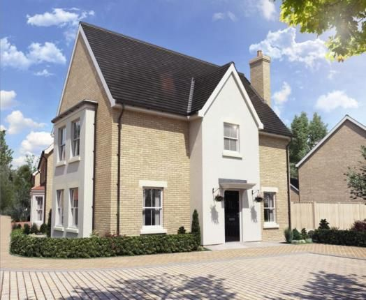 Thumbnail Semi-detached house for sale in Penrose Park, Biggleswade, Bedfordshire