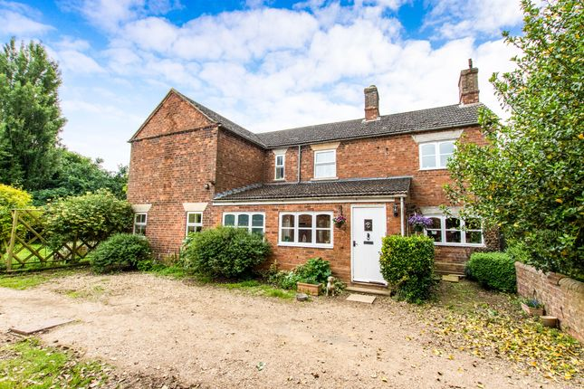 Thumbnail Detached house for sale in Kyme Road, Heckington Fen, Sleaford