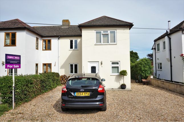 Thumbnail Semi-detached house for sale in Tile Barn Lane, Earnley, Chichester