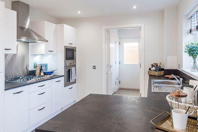 4 bedroom detached house for sale in Schoolfield Road, Rattray, Blairgowrie