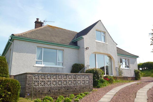 Thumbnail Detached house for sale in Gullsway, Shore Road, Glencaple, Dumfries