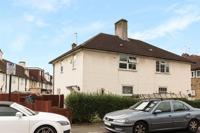 Thumbnail Semi-detached house for sale in Warkworth Road, London