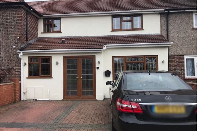 Thumbnail Terraced house to rent in Wexham Road, Slough