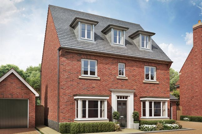"""Thumbnail Detached house for sale in """"The Regent"""" at Folly Lane, Hockley"""