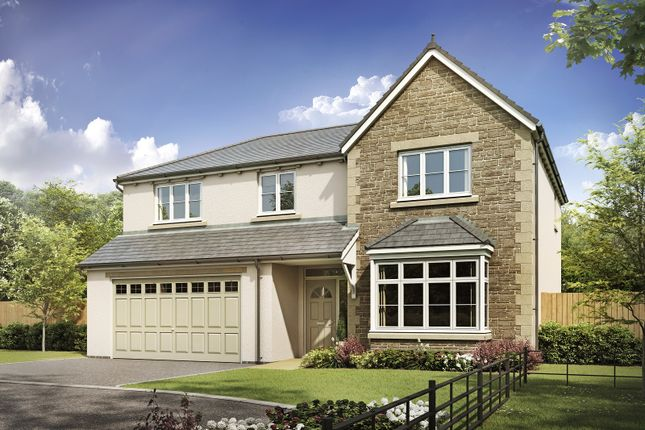 Thumbnail Detached house for sale in Stonecross Meadows, Paddock Drive (Off Milnthorpe Road), Kendal