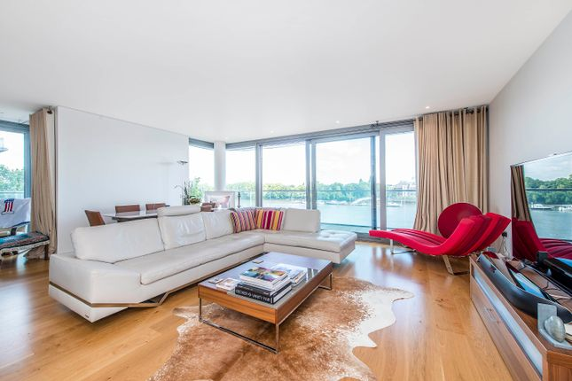 Thumbnail Flat to rent in Mandel House, Eastfields Avenue, London