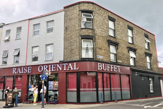 Thumbnail Commercial property for sale in 12-14 High Street, Sheerness