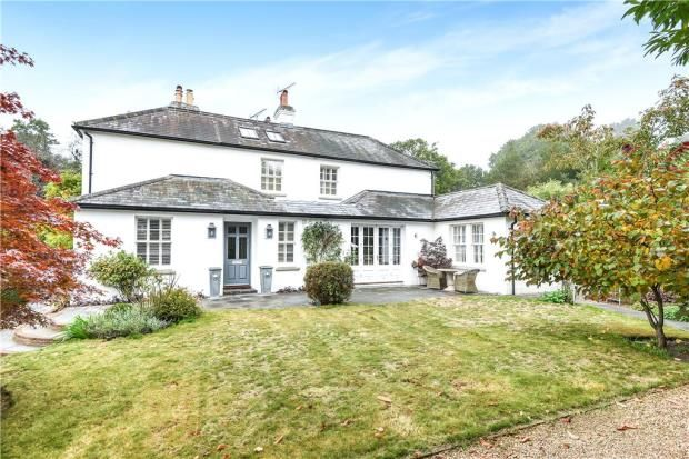 Thumbnail Semi-detached house for sale in Kennel Lane, Windlesham, Surrey