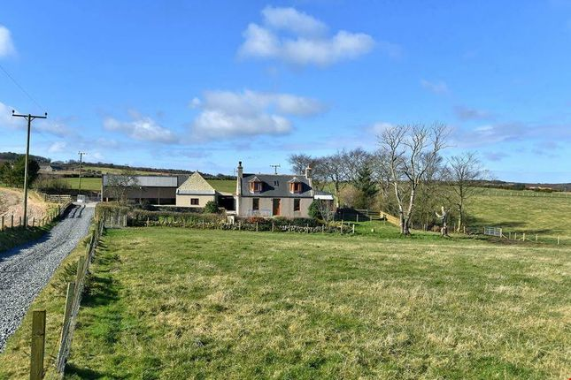 Thumbnail Detached house for sale in New Deer, Turriff, Aberdeenshire