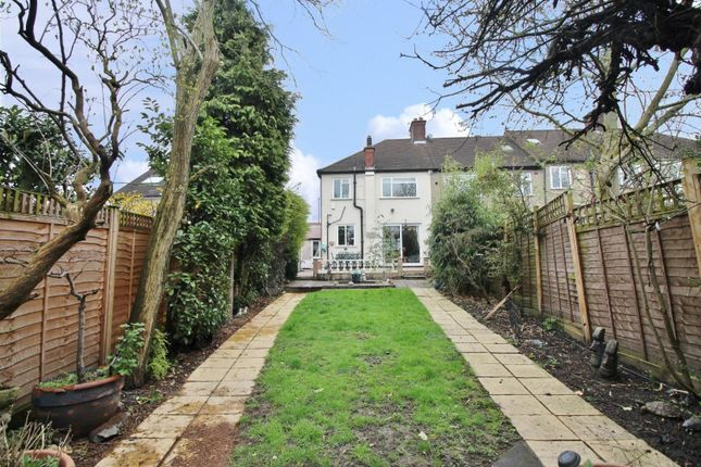 Thumbnail End terrace house for sale in Woodyates Road, London