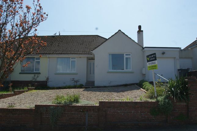 Thumbnail Semi-detached bungalow for sale in Barcombe Road, Preston, Paignton