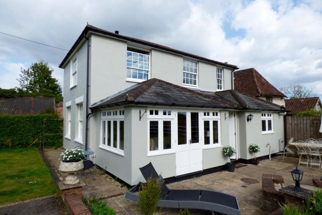 Thumbnail Semi-detached house to rent in Cross Green, Hitcham, Ipswich