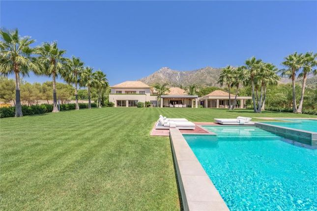 Thumbnail Detached house for sale in Contemporary Design Villa, Sierra Blanca, Marbella