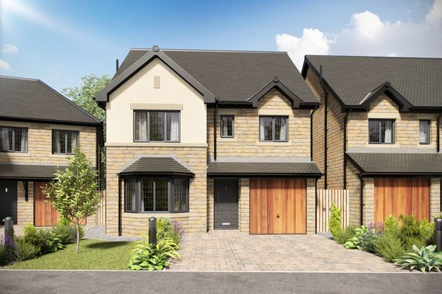 Thumbnail Detached house for sale in The Haigh Pennine View, Westhoughton, Bolton