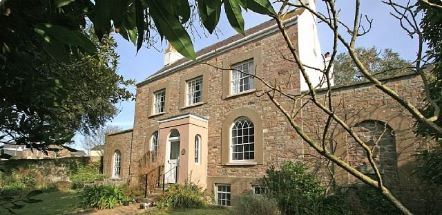Thumbnail Detached house for sale in The Old Vicarage, Royal Connaught Square, Alderney