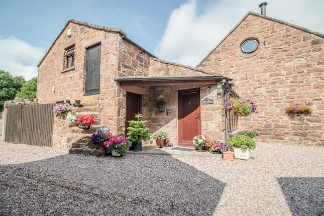 Thumbnail Barn conversion to rent in Mill Hill Road, Irby, Wirral