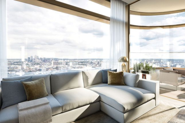 Thumbnail Flat for sale in Worship Street, City Of London
