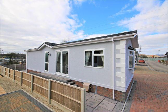 Detached bungalow for sale in Pont Pentre Caravan Park, Upper Boat, Pontypridd