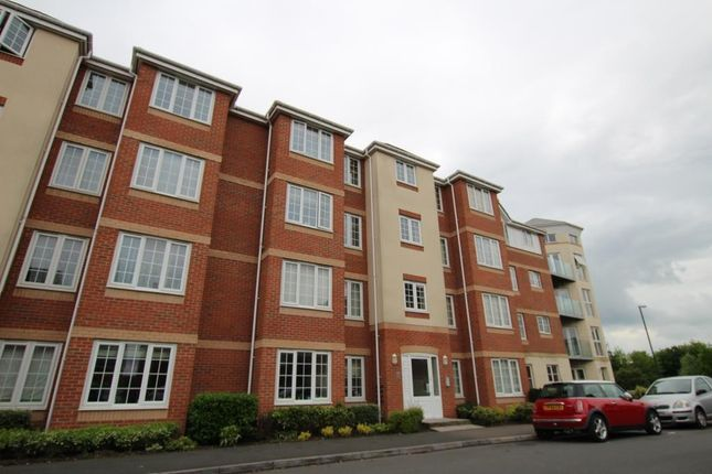 Thumbnail Flat to rent in 22 Atlantic Way, Pride Park, Derby