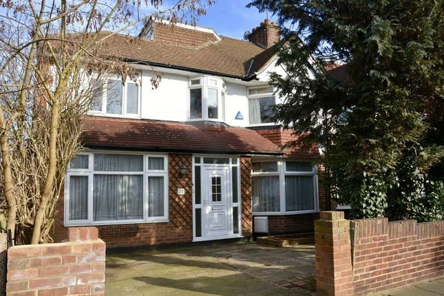 Thumbnail Semi-detached house for sale in Egerton Road, Twickenham