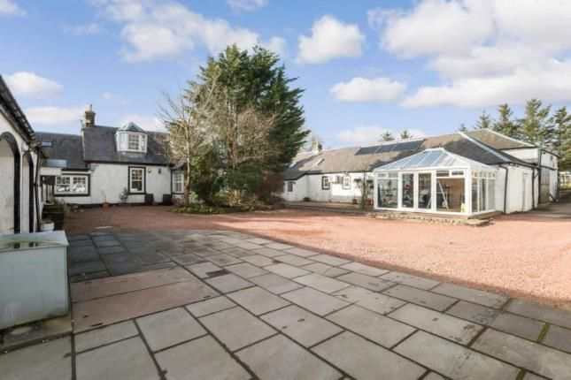 Thumbnail Detached house for sale in High Plewlands Farm, Strathaven, South Lanarkshire