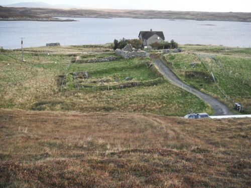 Thumbnail Land for sale in Croft Tenancy, 4 Sidinish, Locheport, South Uist, Western Isles