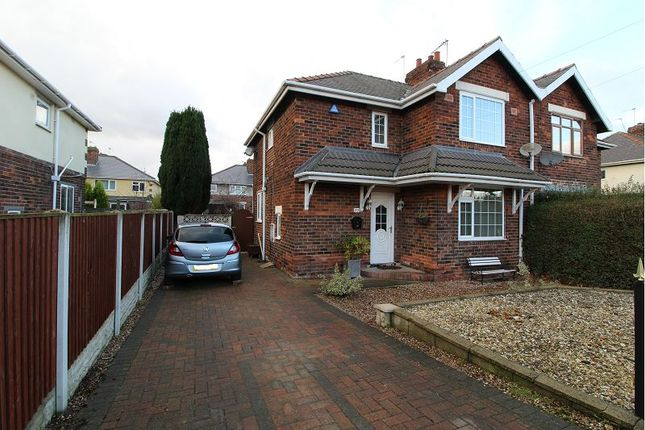 Thumbnail Semi-detached house for sale in Rushy Moor Lane, Askern, Doncaster DN6Onq