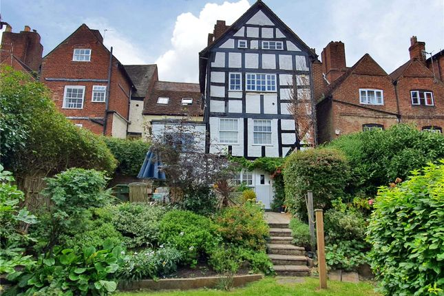 Thumbnail Terraced house for sale in High Street, Bewdley
