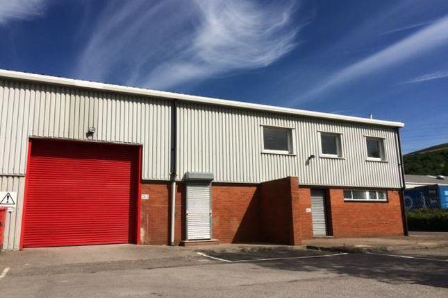 Thumbnail Industrial to let in C6.3, Main Avenue, Treforest Industrial Estate, Pontypridd CF37, Pontypridd,