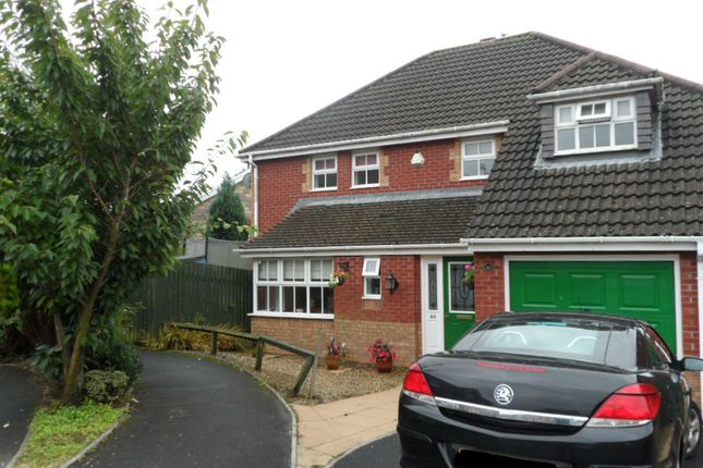 Thumbnail Detached house for sale in Maes Ty Gwyn, Llangennech, Llanelli, Carmarthenshire, West Wales