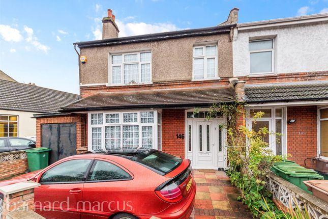 Thumbnail Semi-detached house for sale in London Road, Wallington